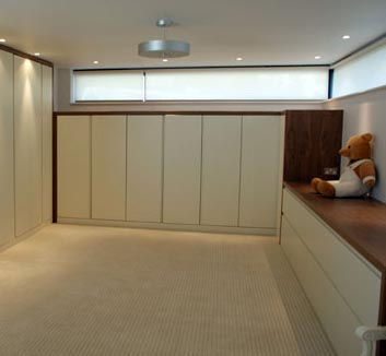Bespoke Bedrooms, South Devon, UK