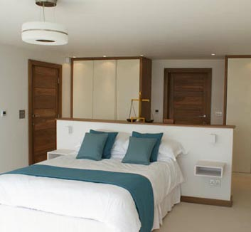 Bespoke Bedrooms, Devon, UK