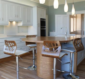 Bespoke Kitchens, Devon, UK